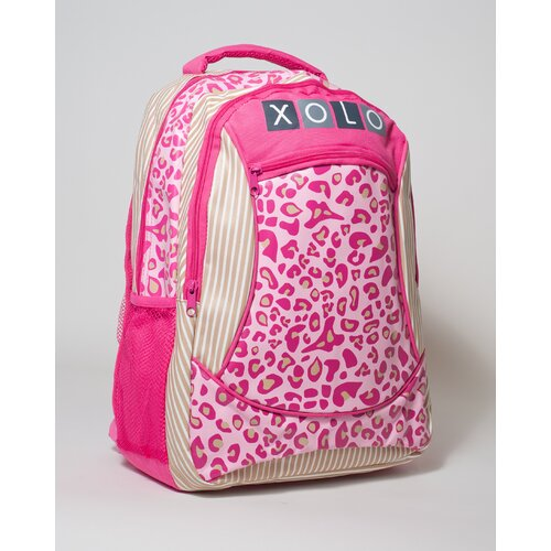 XOLO Tabby Cheetah Backpack