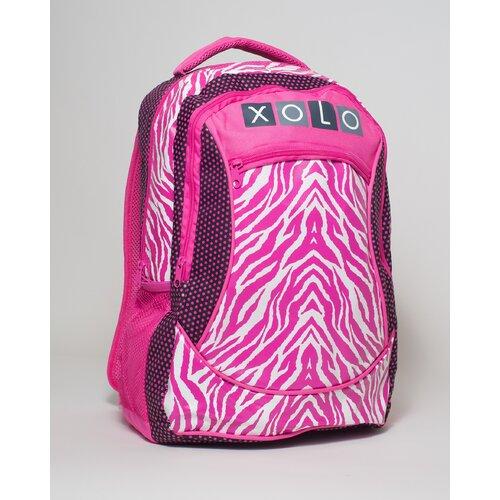 Zaney Zebra Backpack