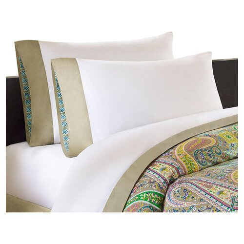 Scarf Paisley Sheet Set