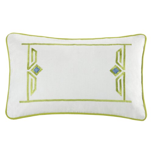 Sardinia Cotton Oblong Pillow