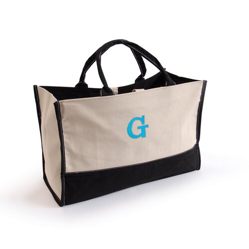 JDS Personalized Gifts Personalized Gift Metro Tote Bag