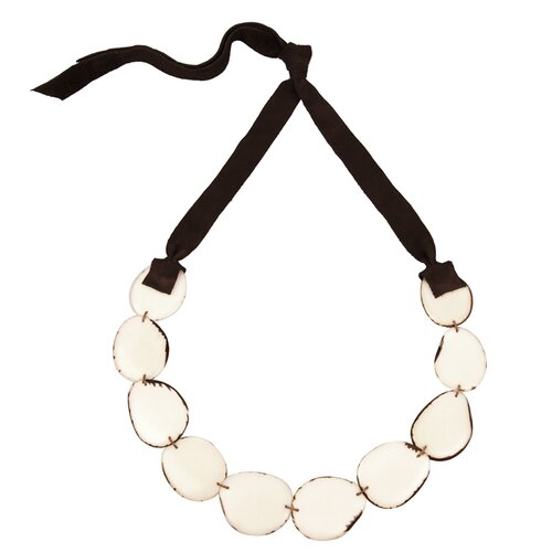 Faire Collection Flora Tagua Necklace