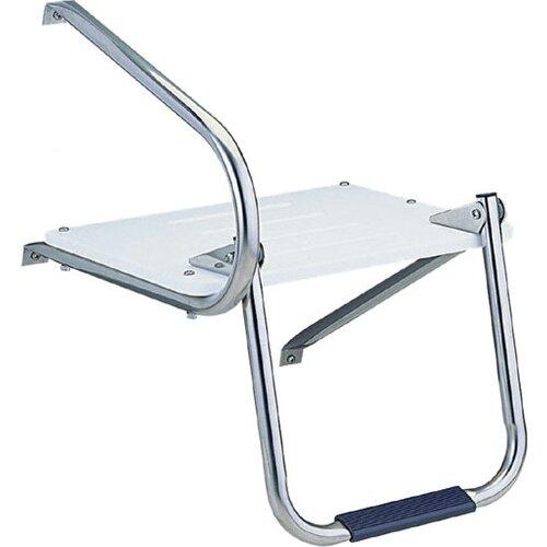 Garelick MFG. Company Outboard Swim Platform with Ladder