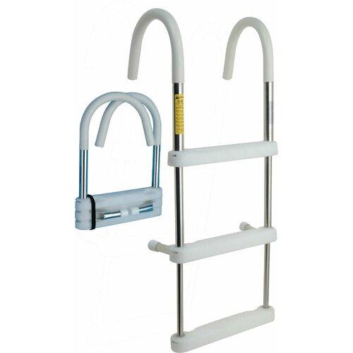 Garelick MFG. Company 4-Step Telescoping Ladder