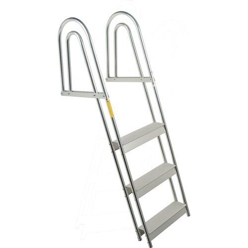 Garelick MFG. Company 4-Step Dock Pontoon Ladder