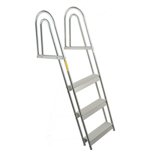 Garelick MFG. Company 5-Step Dock Pontoon Ladder