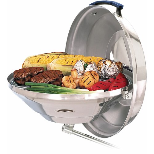 """MAGMA PRODUCTS, INC 15"""" Marine Kettle Charcoal Grill"""