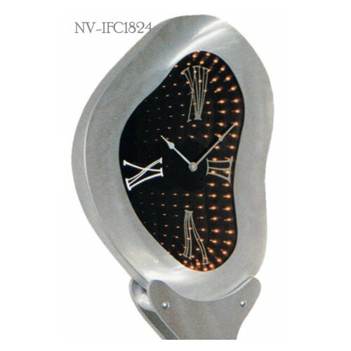 JG Curves Wall Clock