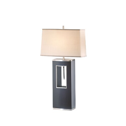Nova Pierce Curved Table Lamp
