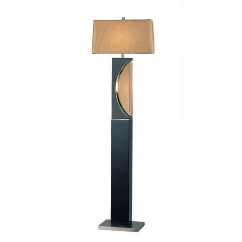Nova Half Moon Floor Lamp
