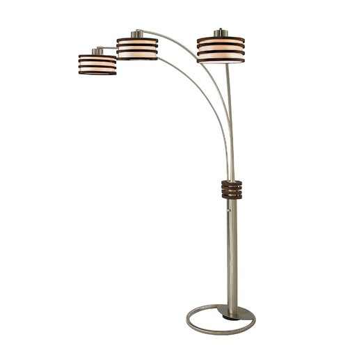 Nova Kobe Arc Floor Lamp Reviews Wayfair
