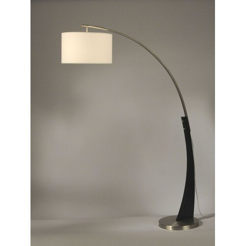 Nova Plimpton 1 Light Arc Floor Lamp