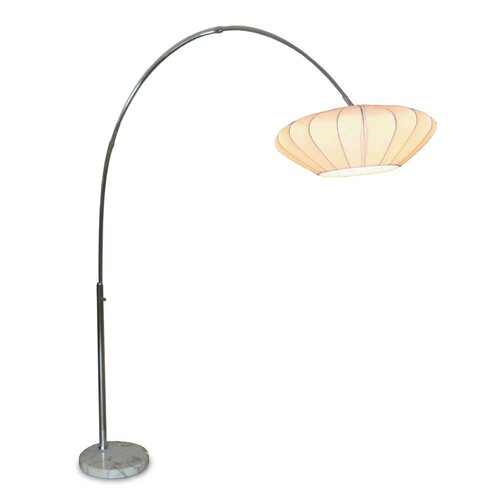 Cloud Arc Floor Lamp Wayfair