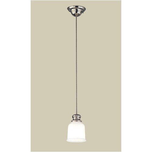 Riverton 1 Light Pendant