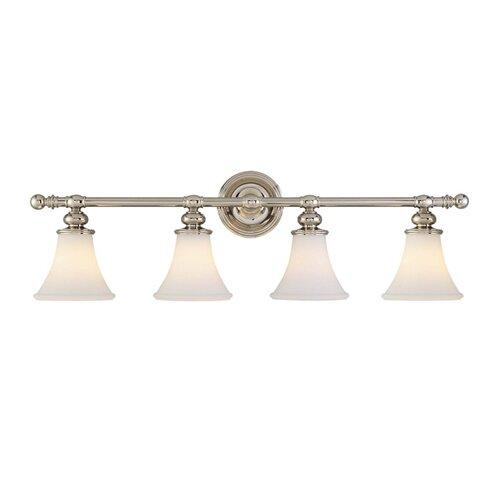 Hudson Valley Lighting Weston 4 Light Vanity Light