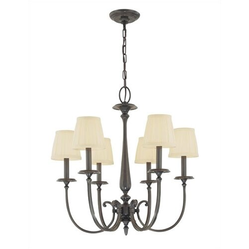 Jefferson 6 Light Chandelier