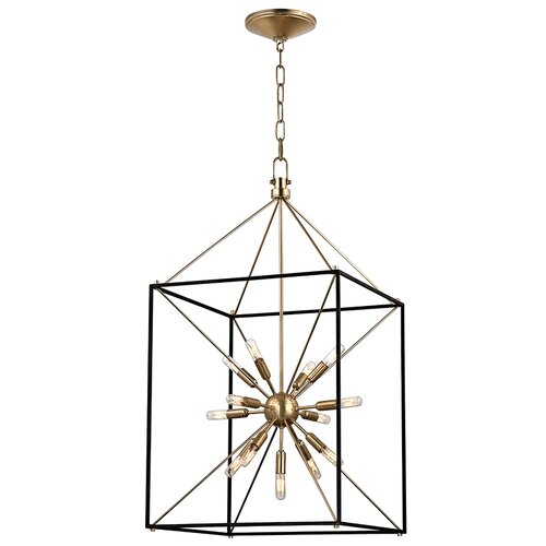 Glendale 13 Light Foyer Pendant