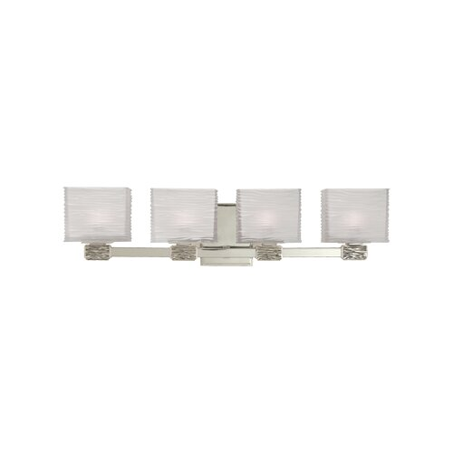 Hudson Valley Lighting Hartsdale 4 Light Bath Vanity