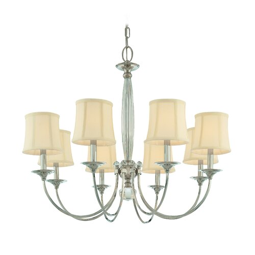 Rockville 8 Light Chandelier