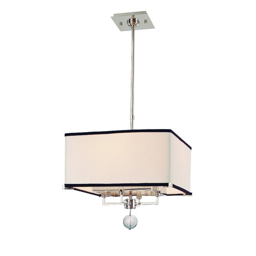 Gresham Park 4 Light Pendant