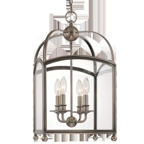 Hudson Valley Lighting Millbrook 4 Light Foyer Pendant