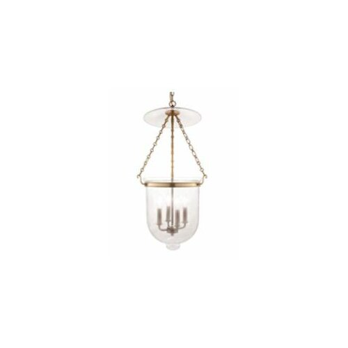 Williamsburg Hampton 4 Light Foyer Pendant