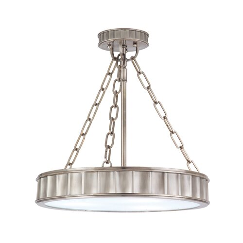 Hudson Valley Lighting Middlebury 3 Light Drum Pendant