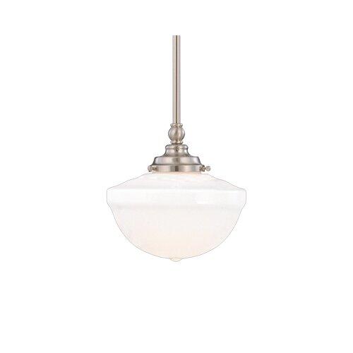 Hudson Valley Lighting Palisades 1 Light Mini Pendant