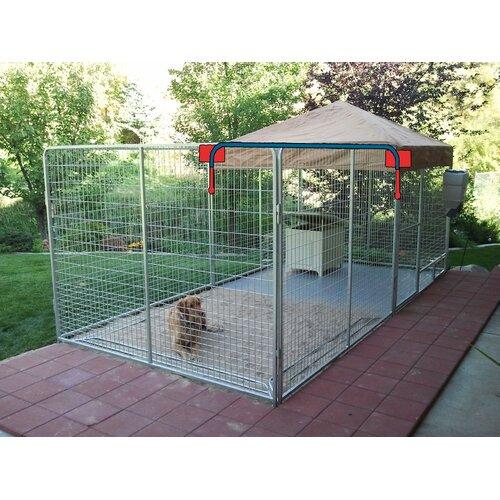 Kennel Pro Yard Kennel Roof Bracket