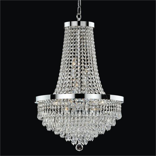 Spellbound 8 Light Chandelier