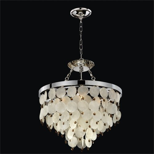 Island Paradise 7 Light Pendant
