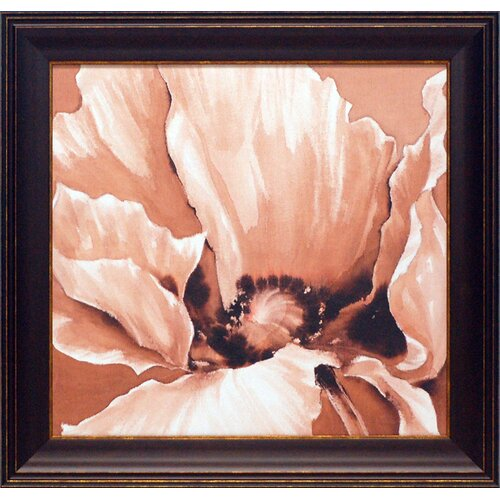 'Sepia Summer II' by Maggie Thompson Framed Painting Print