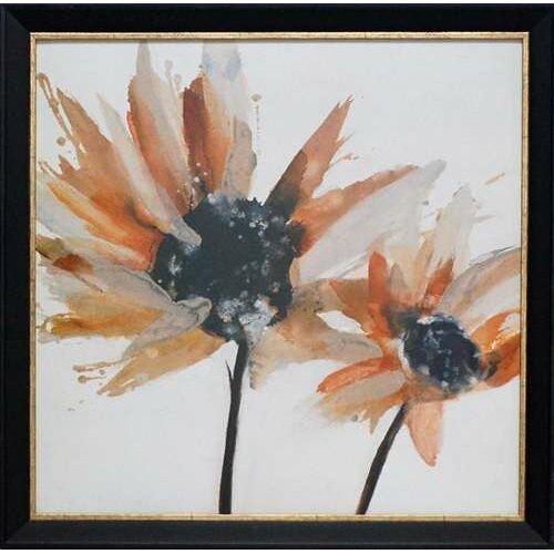 Sepia Bloom I by Lillian Scott Framed Painting Print