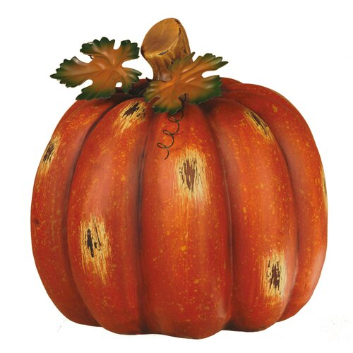 Oddity Inc. Ceramic Pumpkin Offers Instant Appeal