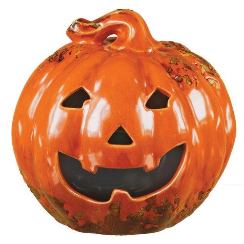 Jack O Lantern Halloween Decoration (Set of 2)