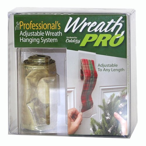 Oddity Inc. Wreath Pro Holiday Wreath Hanger