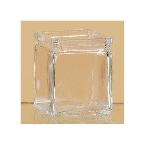 Oddity Inc. Pressed Glass Tealight Holder