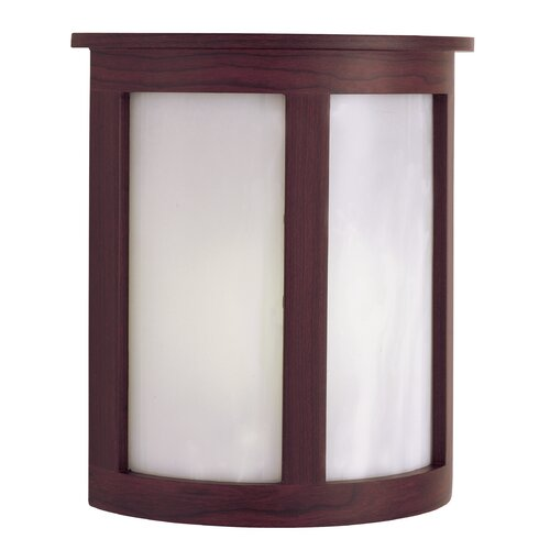Bathroom Wall Light Sconces : Shade Material: