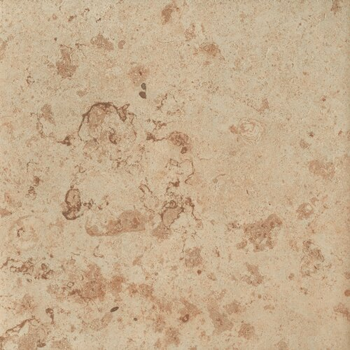 "Samson Tile Jura 16.75"" x 16.75"" Matte Floor Tile in Gold (Box of 7)"