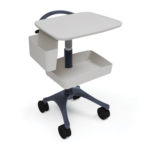 Anthro Zido EKG Cart