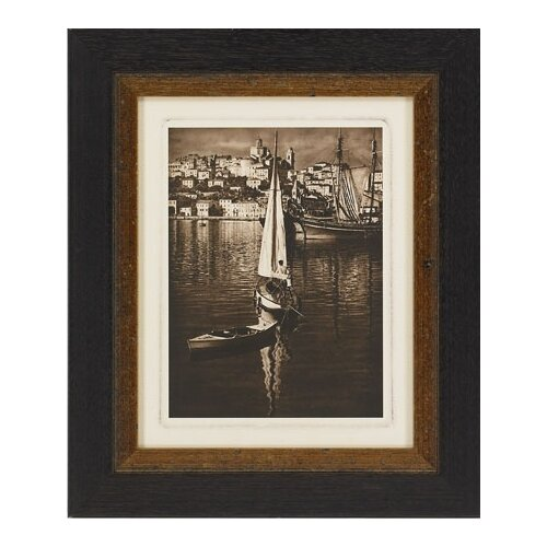 Photogravures of Italy I Framed Photographic Print