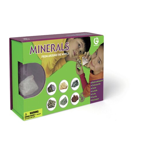 Geo World Minerals from Around the World
