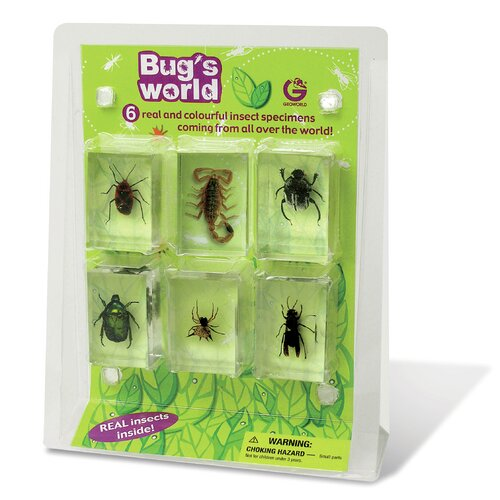 Geo World Bug's World Insects