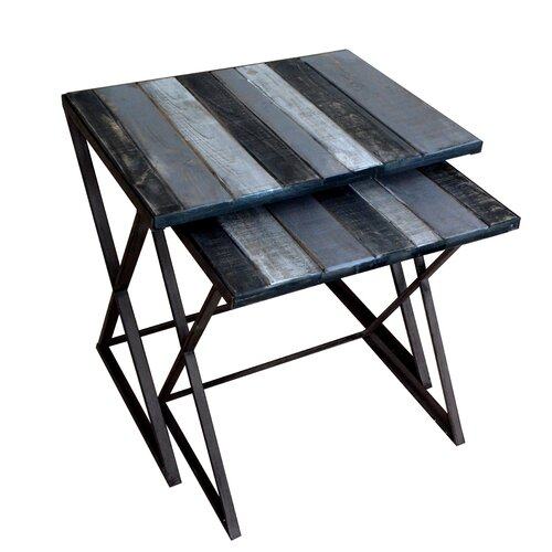 Soho 2 Piece Nesting Tables