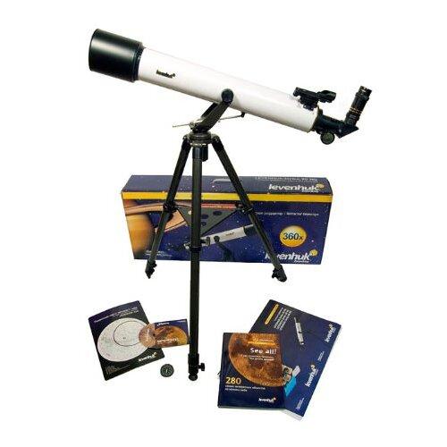 Strike 80 NG Refractor Telescope Kit