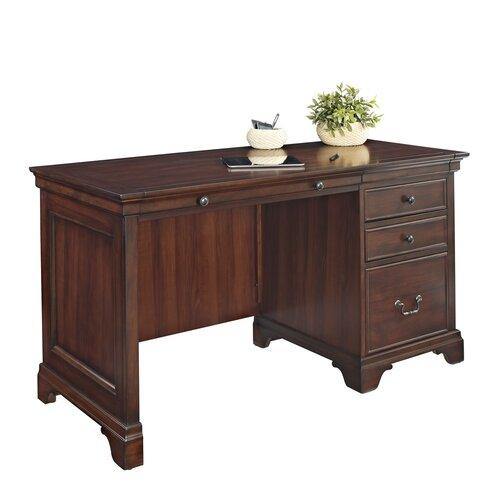E-Ready Belcourt Single Pedestal Desk