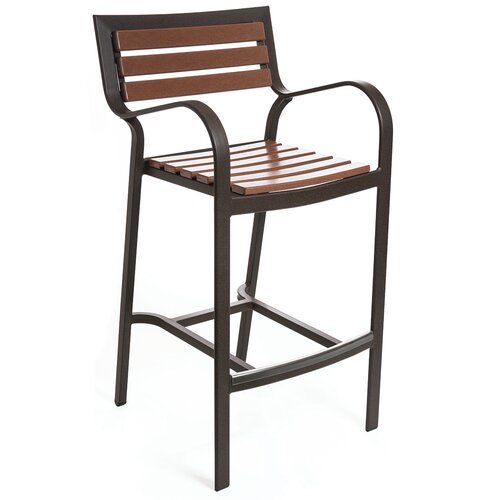 Pavilion Furniture Ecowood Ibiza Bar Chair