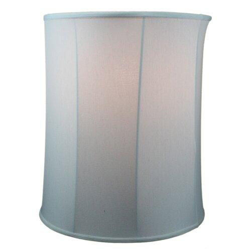 home concept 18 premium linen fabric drum lamp shade. Black Bedroom Furniture Sets. Home Design Ideas