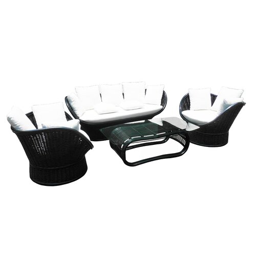 Apollo 4 Piece Lounge Seating Group