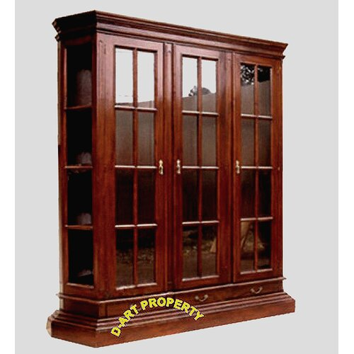 Profile Glass Cabinet